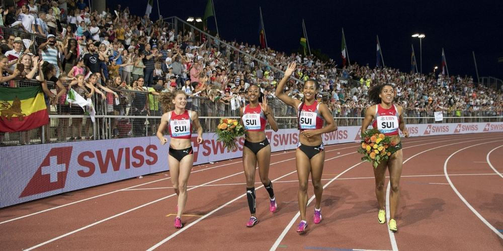 10 can't miss events in Lausanne -  Athletissima