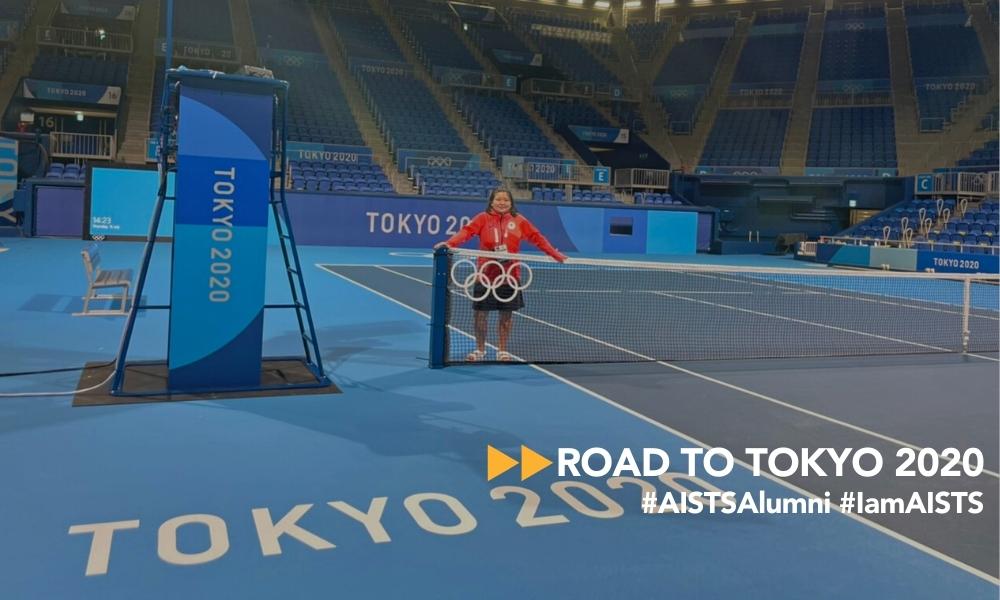 AISTS Road to Tokyo 2020 Series with Sachiko Tanaka