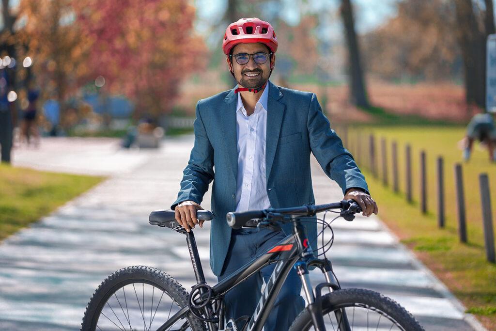 AISTS Humans of AISTS Zahir Khan from India MAS 2021